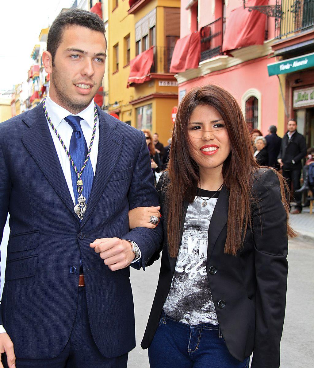 Alberto Isla y Chabelita