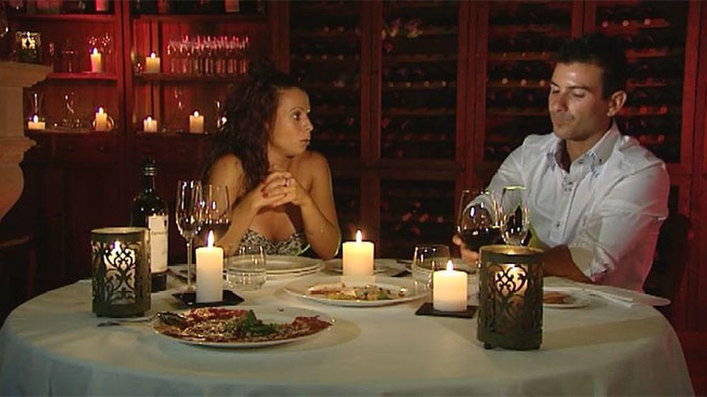 Un castillo con Natalia y una cena elegante con Alexandra