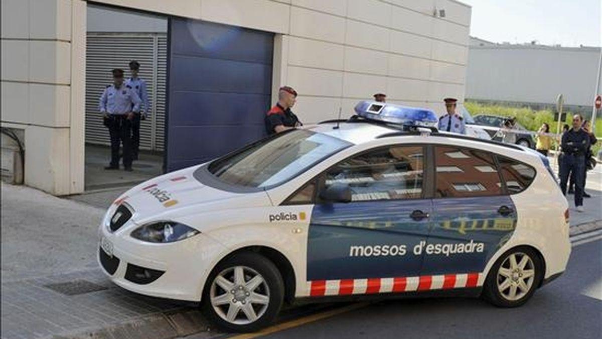 Los Mossos d'Esquadra. EFE/Archivo