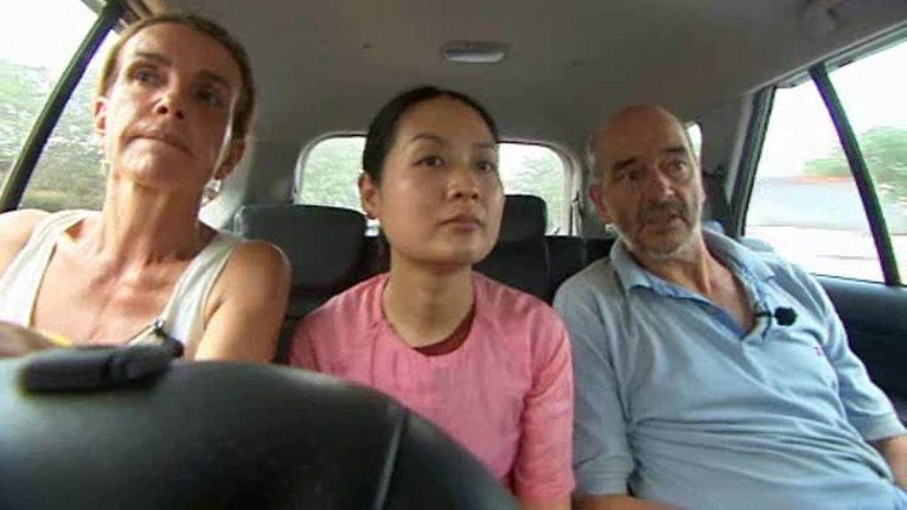 Promo Pekín Express: ¡Mira, mira, mira!