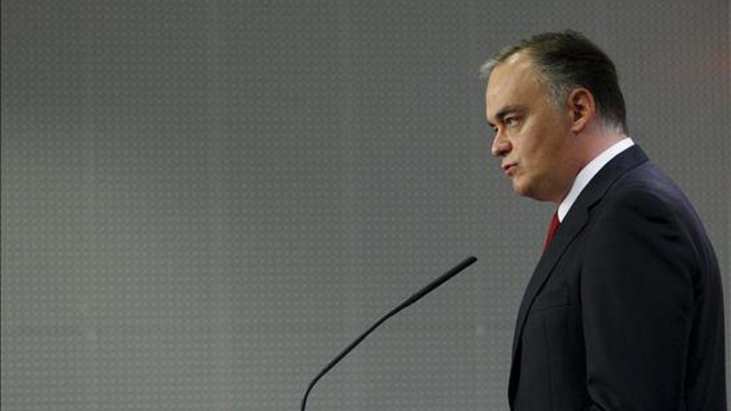 El vicesecretario general de Comunicación del PP, Esteban González Pons. EFE/Archivo