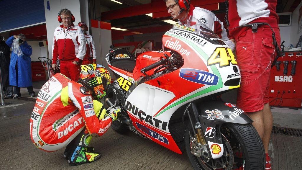 Valentino Rossi, Ducati, MotoGP