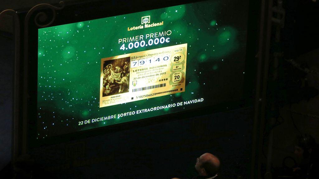 79.140, 'El Gordo' de la Lotería