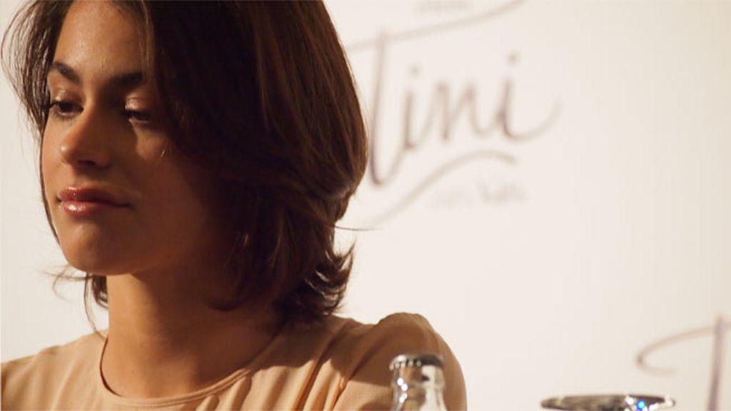 Los protagonistas de 'Tini', foto a foto