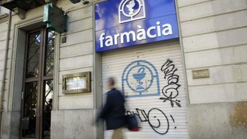 El Govern dice a los farmacéuticos que no podrá pagar hasta que lleguen fondos