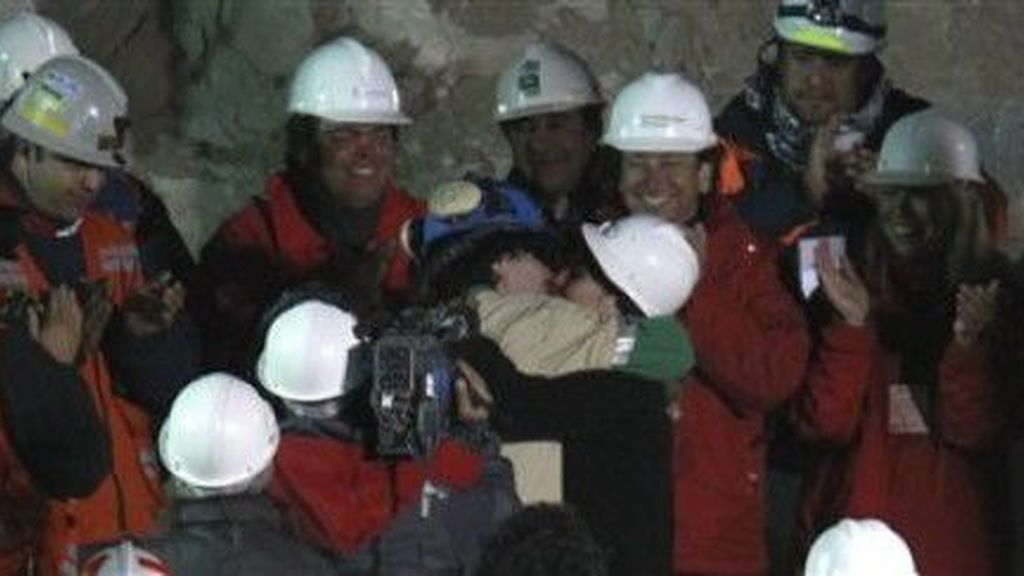 Rescate del sexto minero atrapado