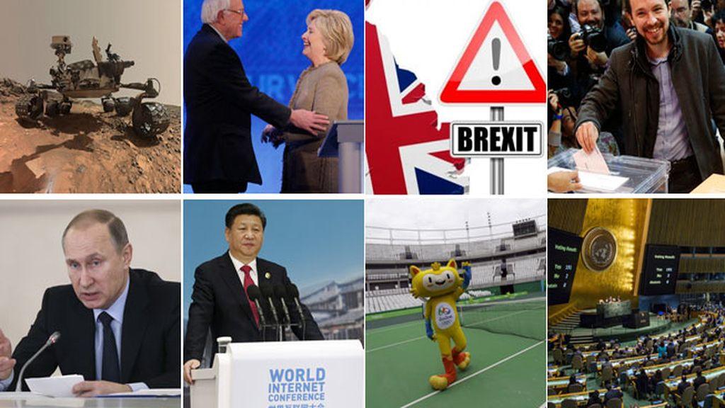 ¿Qué ocurrirá en 2016?