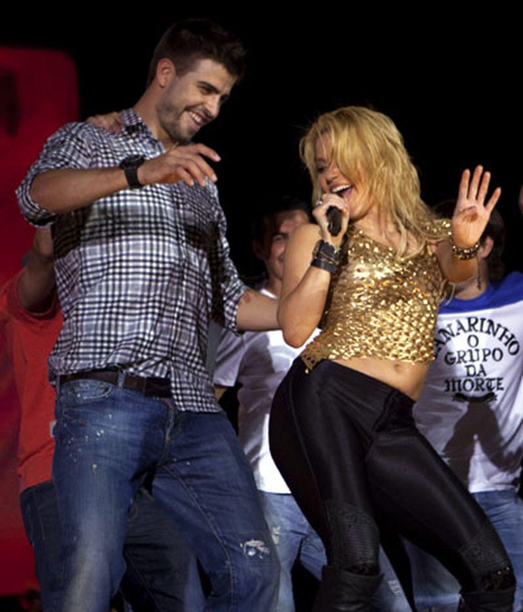 Concierto en Barcelona (España) el 29 de mayo de 2011