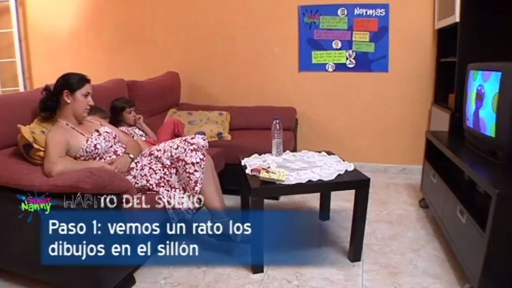 Alba y Rubén se duermen con un cuento