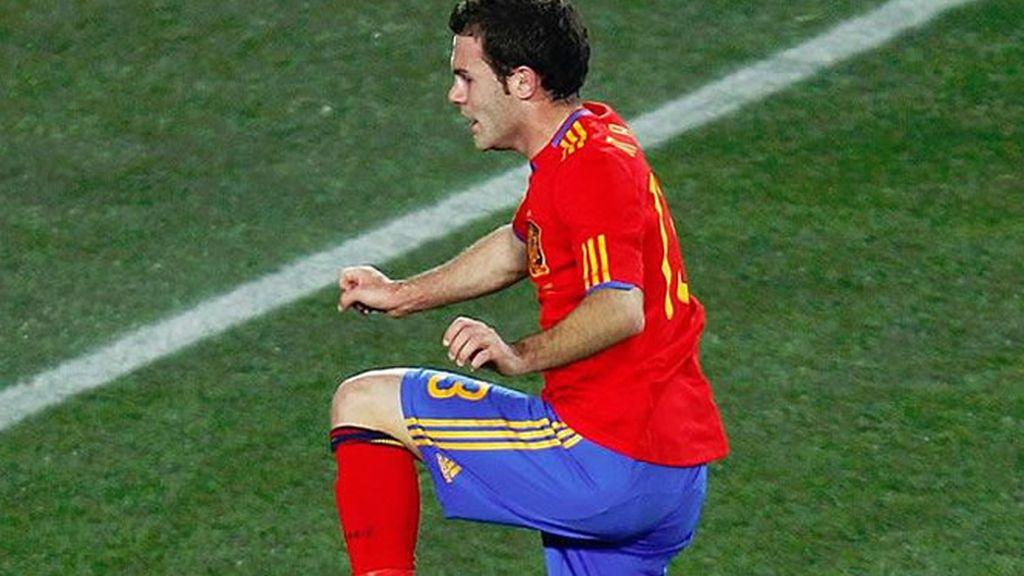 Juan Mata siempre gustó al Barça y a Guardiola.