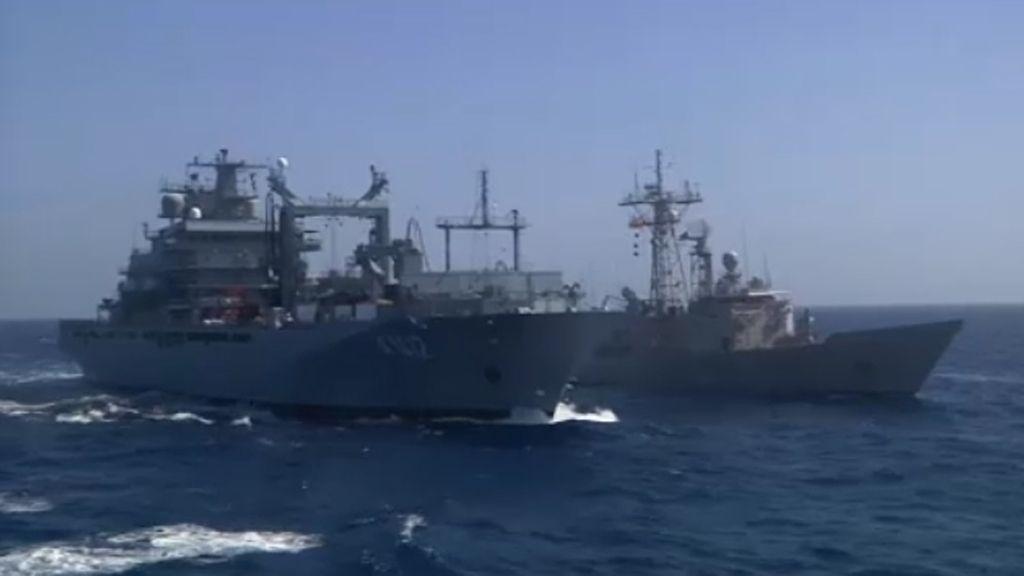 Fragata Reina Sofía