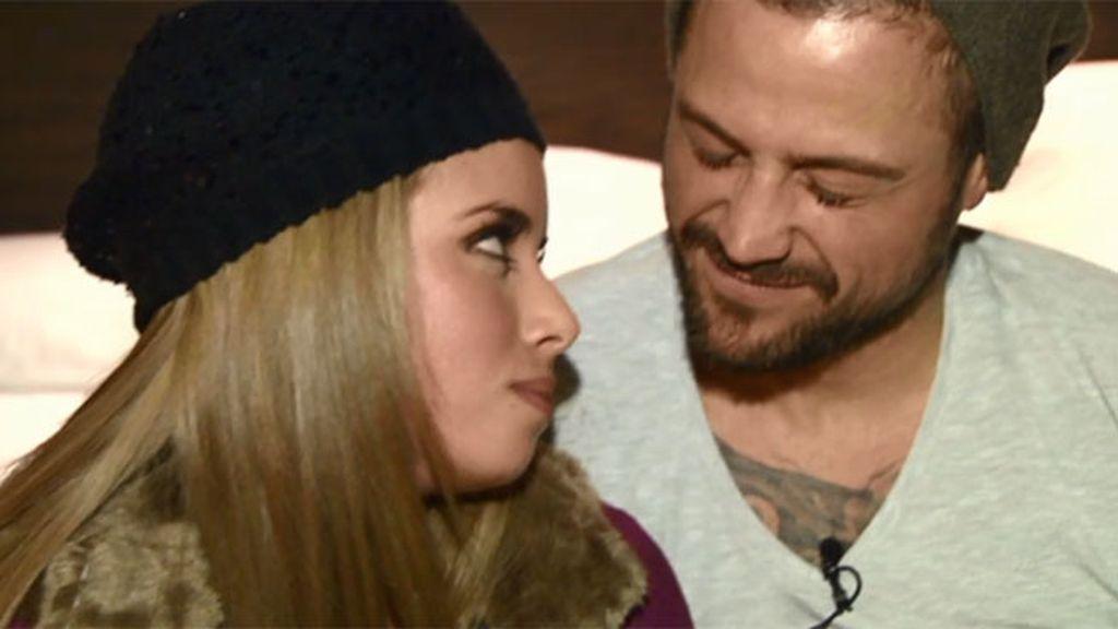 Rocío puede explicarle a Pascual su estado de ánimo