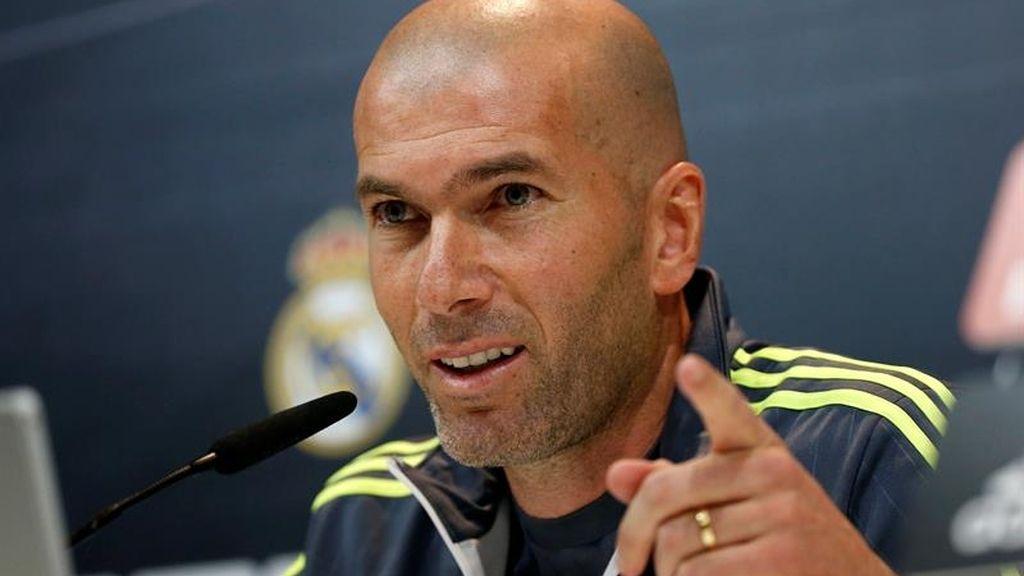 Zidane confirma la recaída de Bale