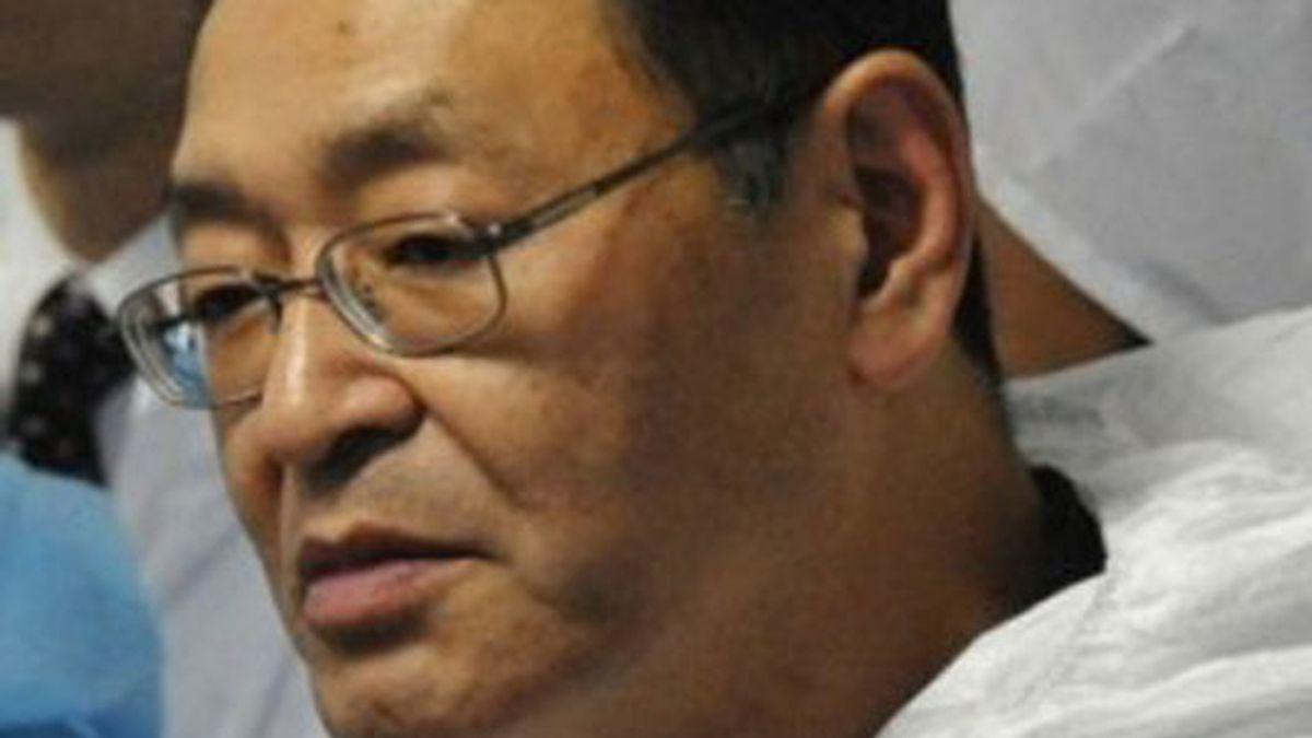 Masao Yoshida, director central Fukushima