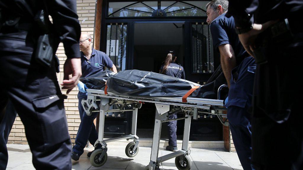 Un anciano mata a su mujer y después se suicida en su vivienda de Valencia