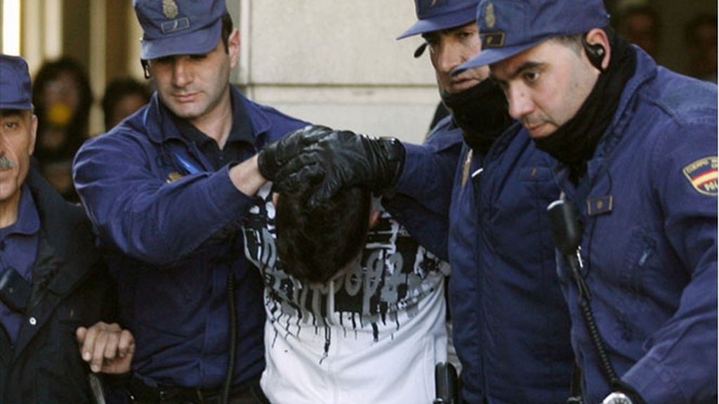 Asesino confeso de Marta del Castillo