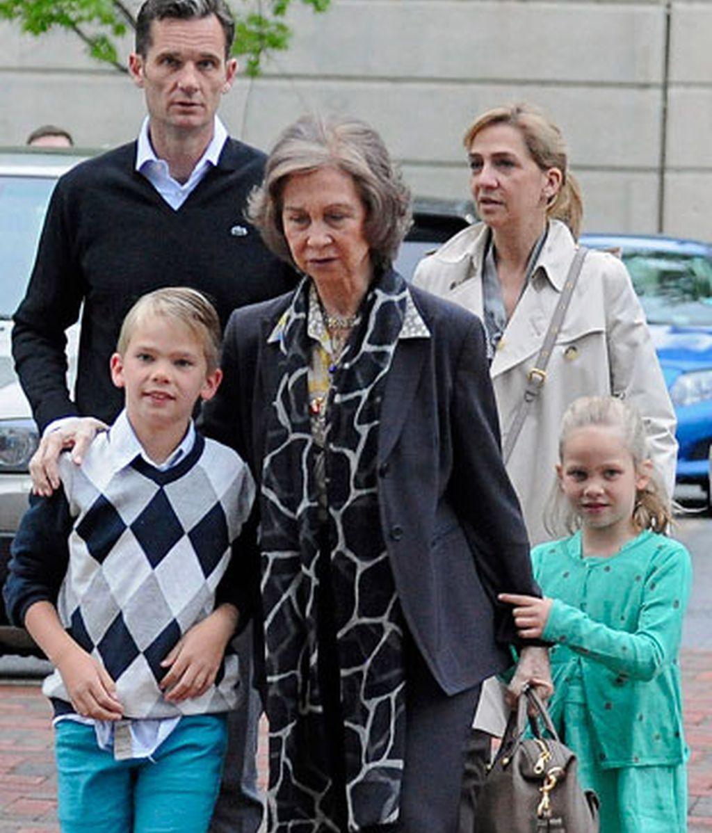 La Reina cumple 75 años
