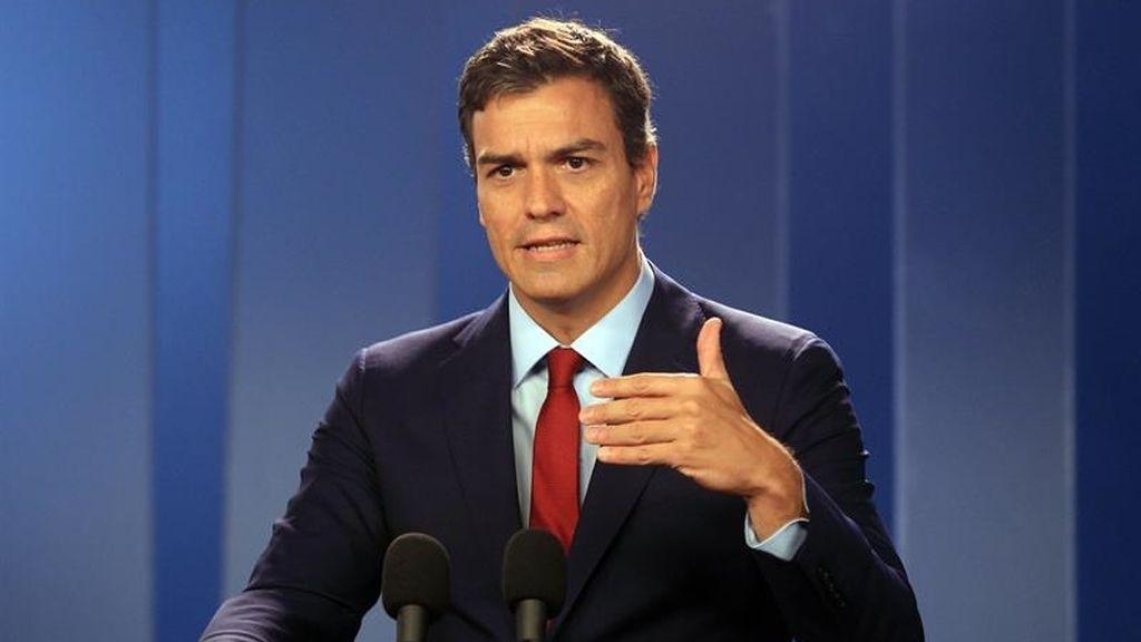 """Sánchez acusa a Rajoy de querer reformar el Constitucional con """"fines partidistas"""""""