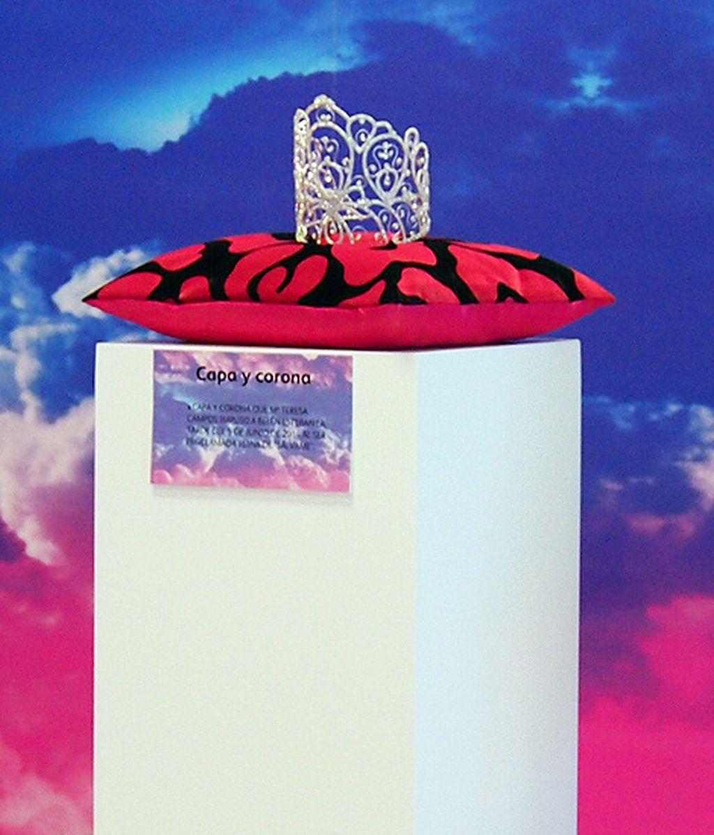 La corona de la Reina de Sálvame