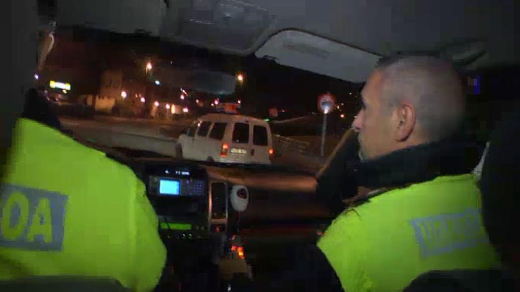 Las imágenes de los agentes de la 'Policía Local'
