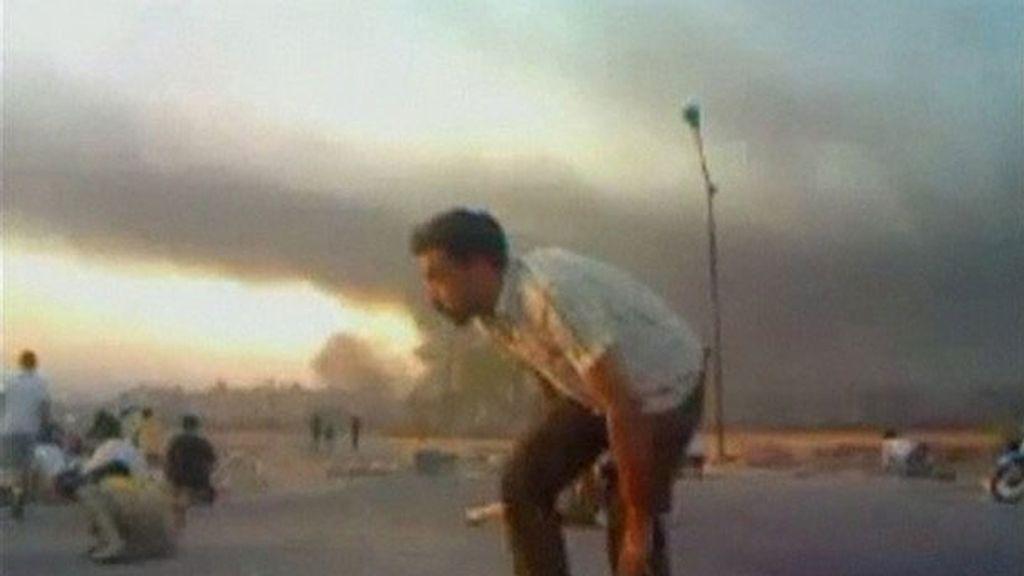 El régimen sirio prosigue su represión