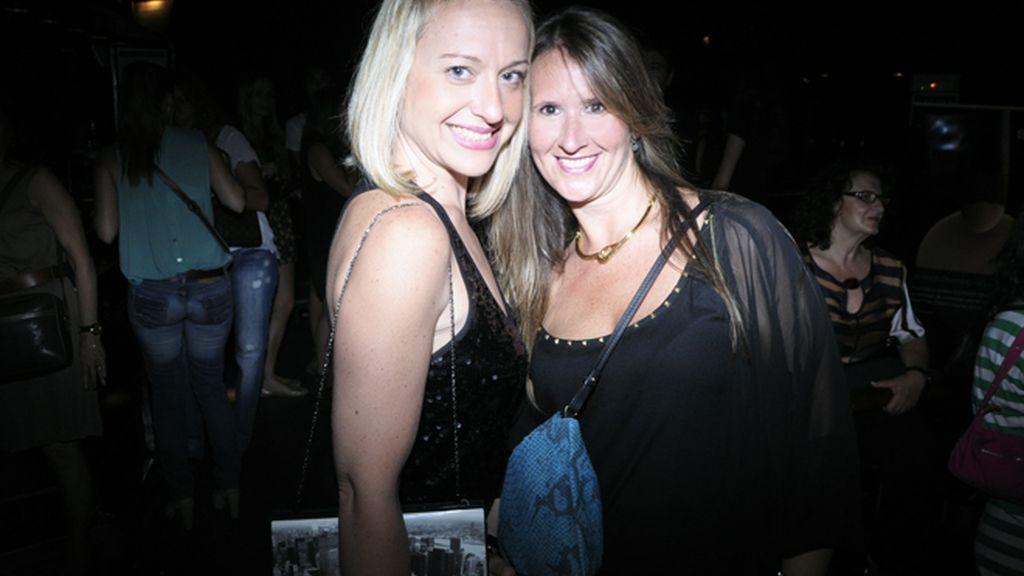 Sonia Bonell y Elizabeth del Rio