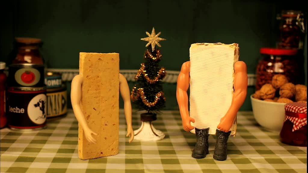 Turronex: El árbol de Navidad