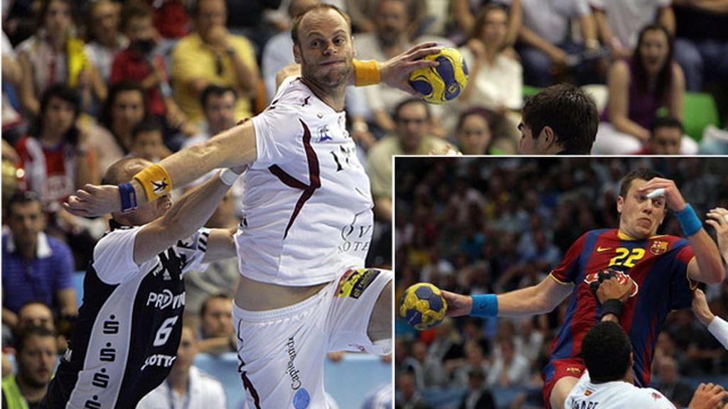 Balonmano, diez Copas de Europa contra una
