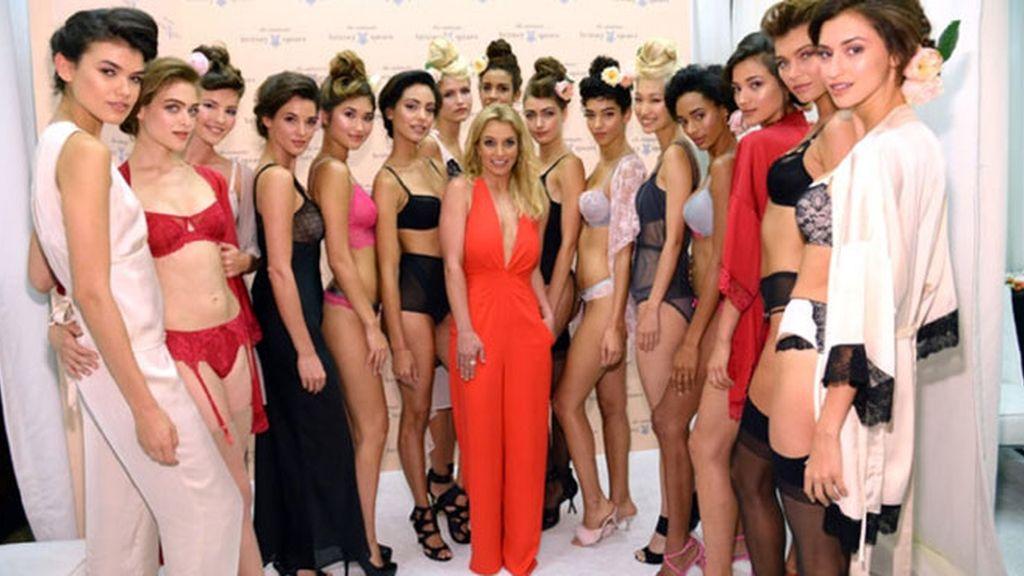 Intimate Britney Spears llega a España