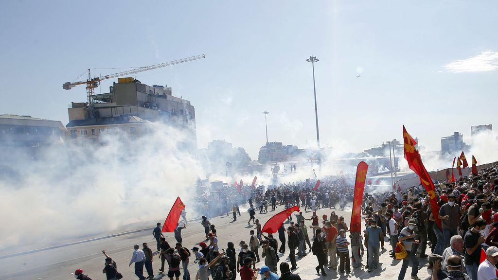 Erdogan reconoce que la Policía hizo un uso excesivo de la fuerza