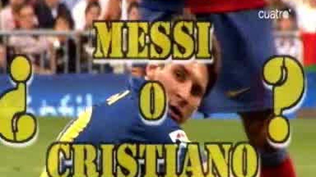 ¿Quién recibe más faltas: Cristiano o Messi?