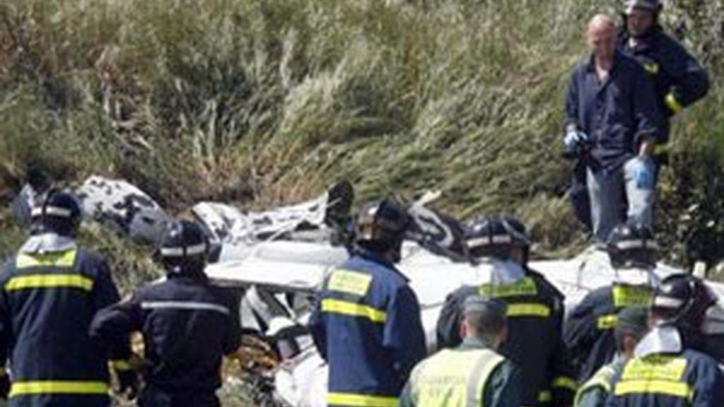 Tragedia en Toledo. Video: ATLAS