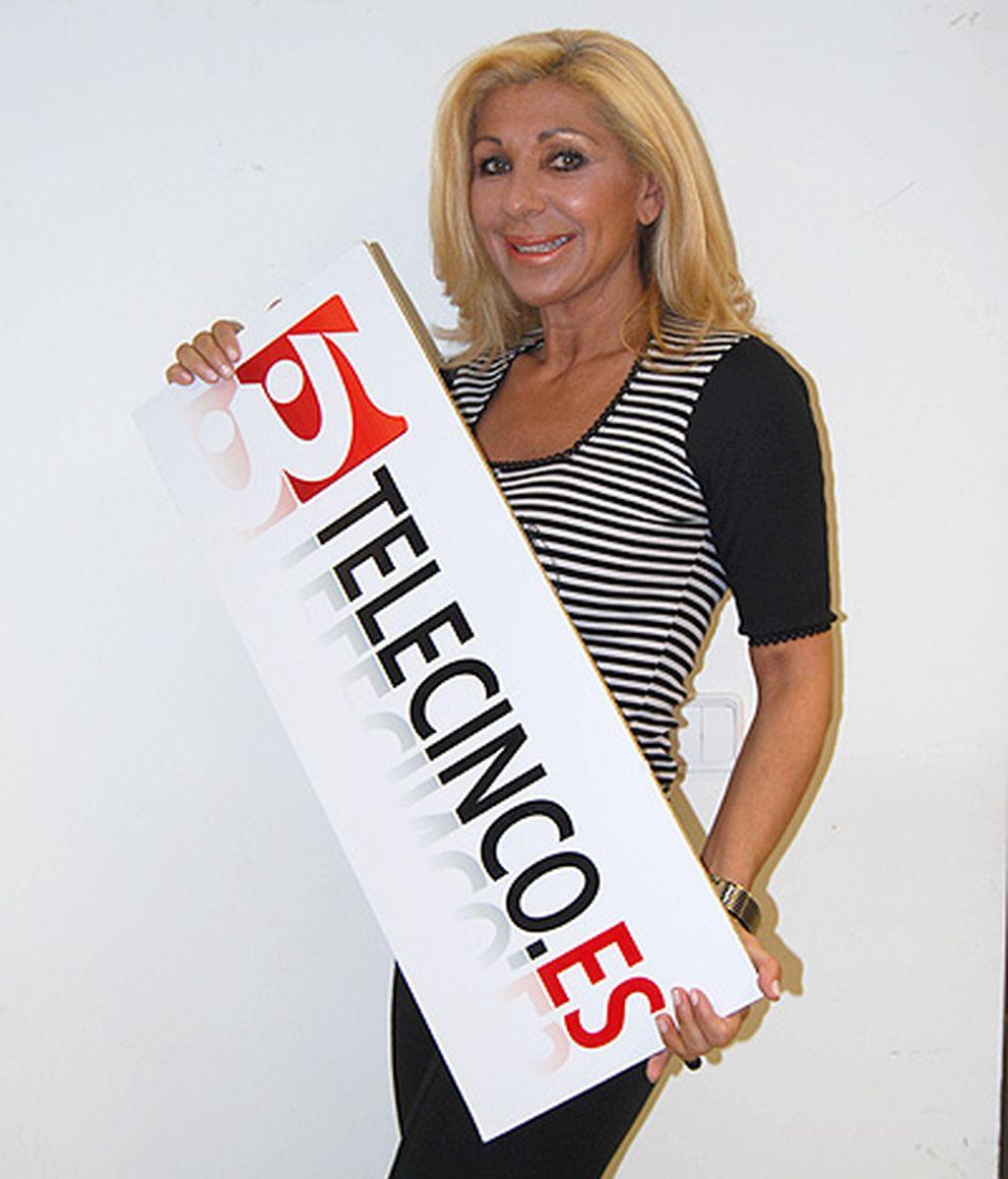 Jenny Llada, vedette del destape, se incorpora a 'Sexo en Chueca'