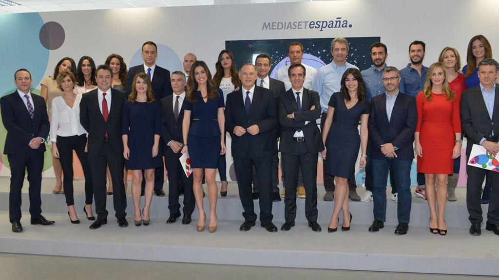 El equipo de Noticias Cuatro