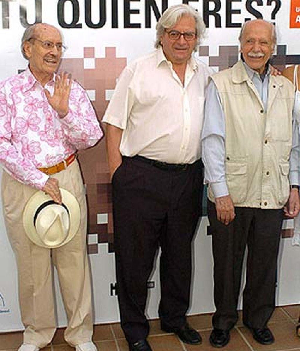 Con otros clásicos del cine español