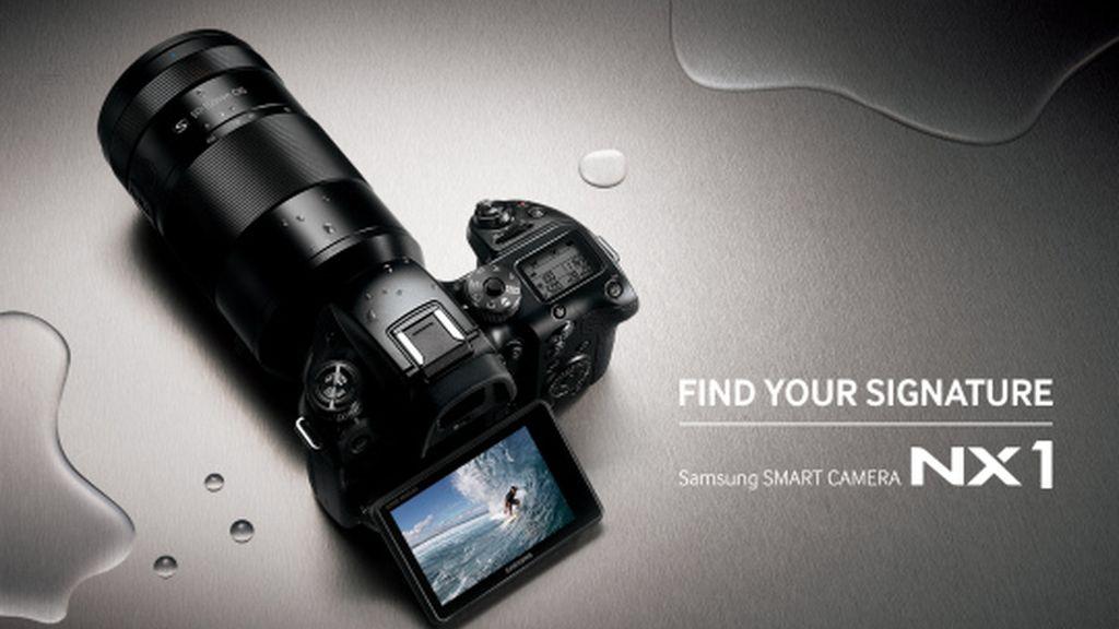 NX1, la cámara CSC de Samsung