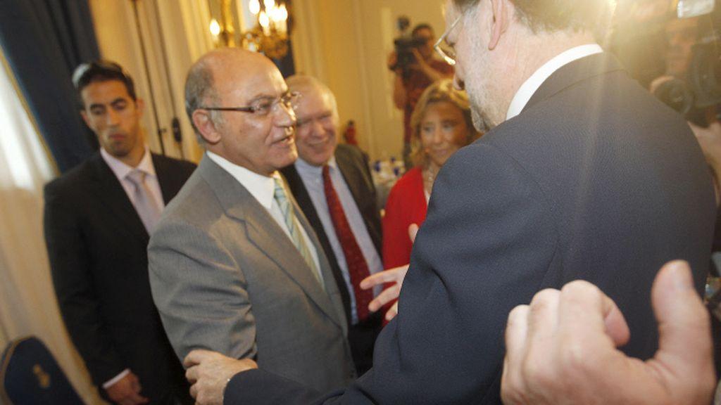 Condenan a dos años de cárcel al presidente de la CEOE por apropiación indebida