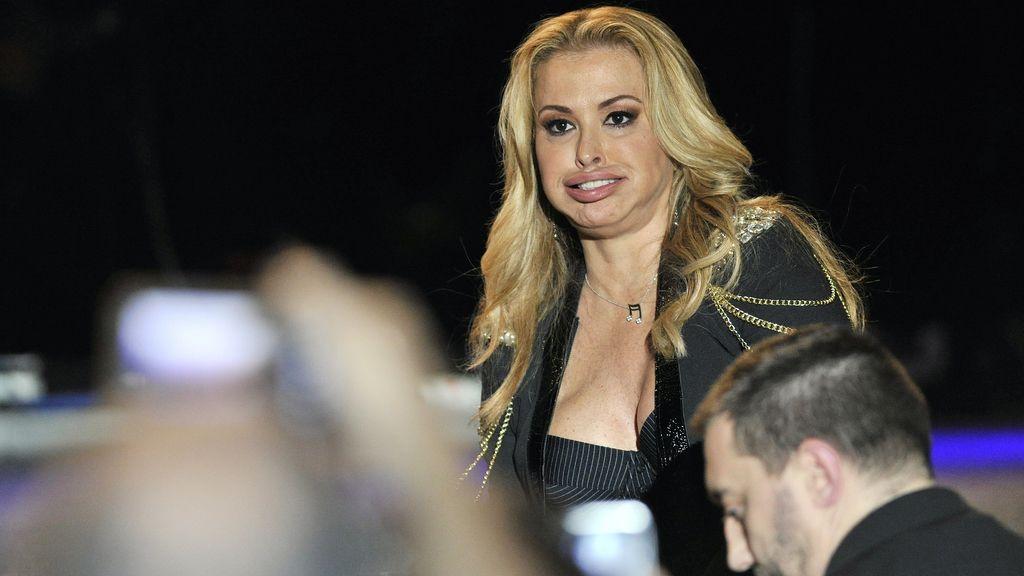 El diario Bild acusa a Anastacia de haberse pasado con los retoques