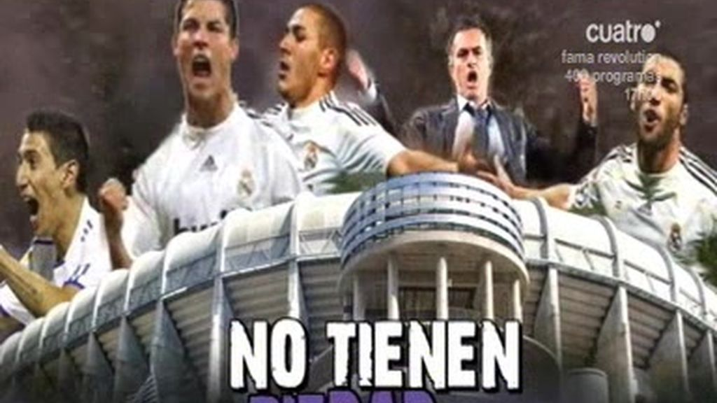 Madrid, una máquina arrolladora