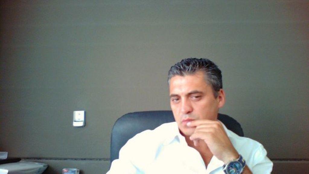Cristóbal López Vivar propietario de Funnydent