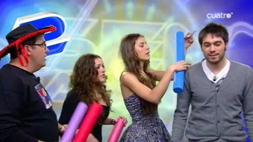 6 en ranking con Claudia Molina y Blanca Jara (2 de 2)