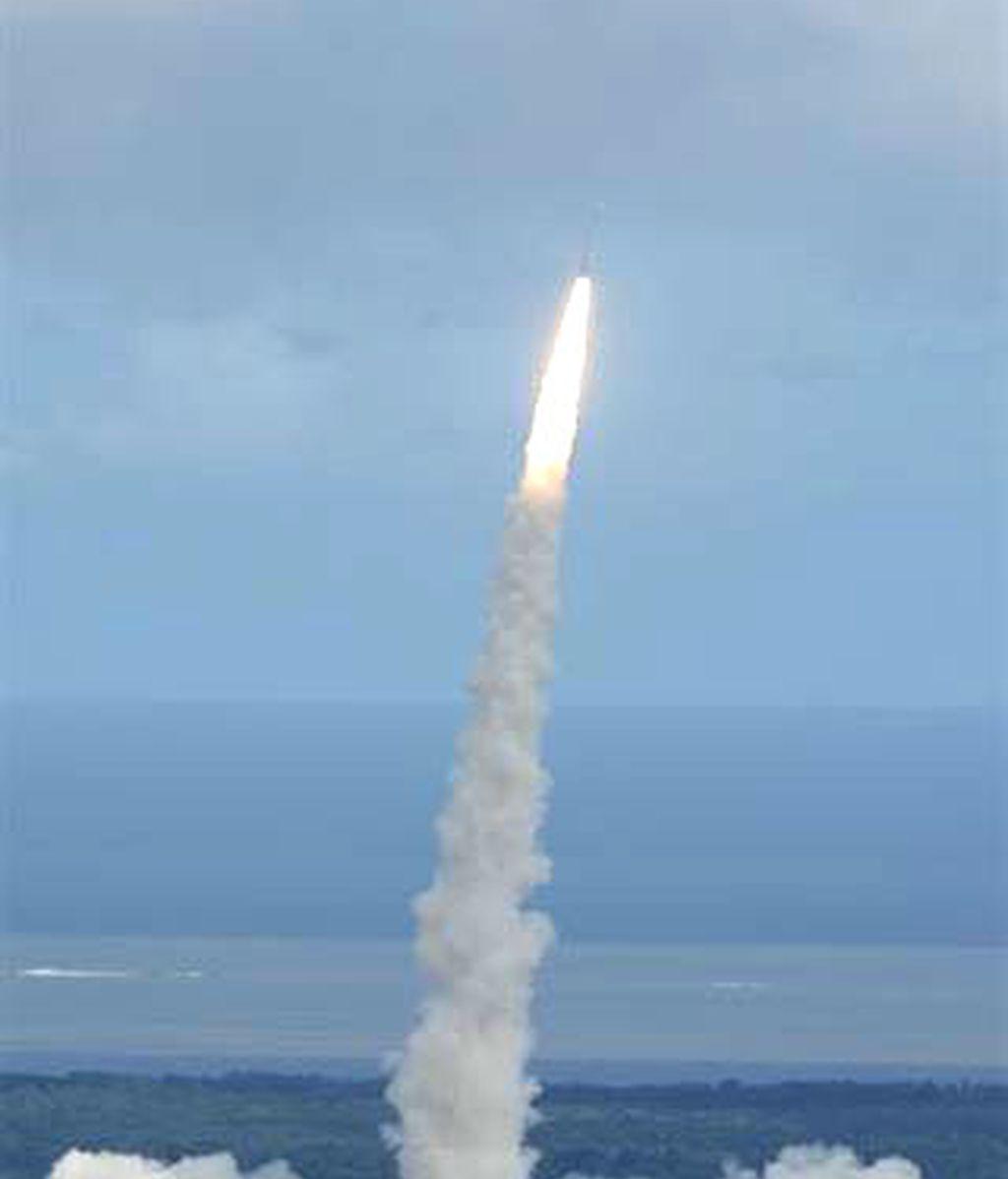 El avión espacial europeo realiza su primer vuelo con éxito