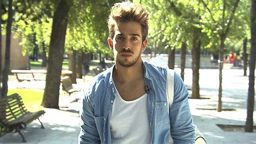 David López, 22 años (Madrid)