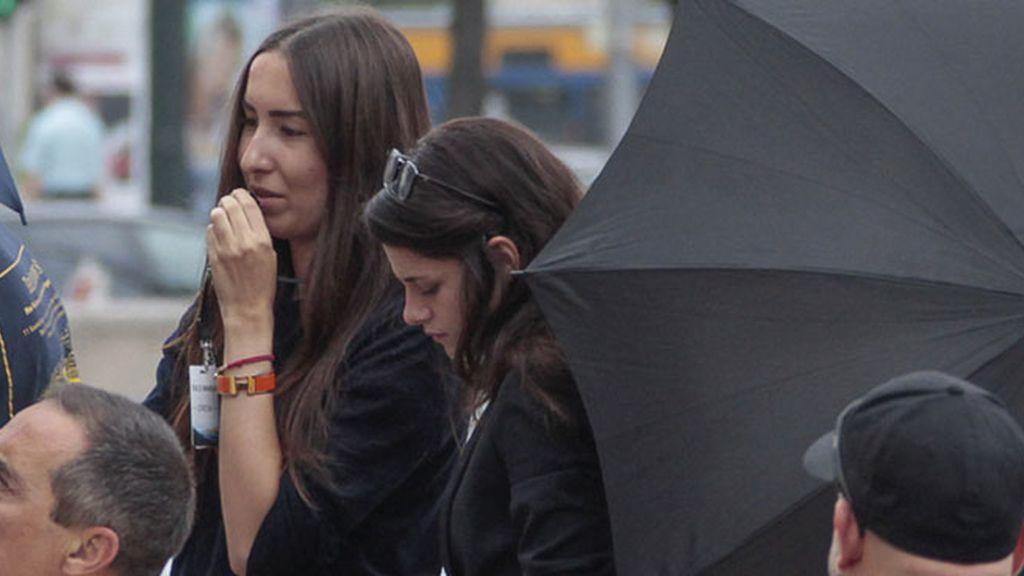 """Kristen Stewart, triste en el rodaje de """"Sils Maria"""""""