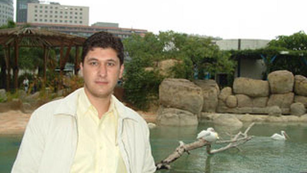 Fadi Ghaloul González, el ciudadano hispano-sirio, detenido en Homs