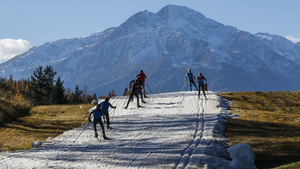 Austria: Esquiando hacia las nubes (5/11/2015)
