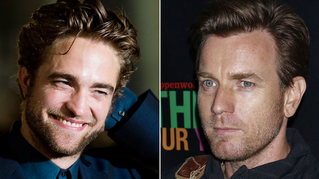 Robert Pattinson  Ewan McGregor 'no poo challenge'