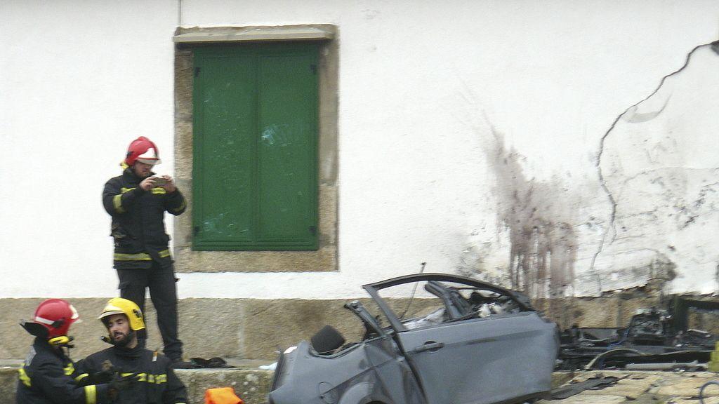 Fallece el joven que se empotró contra el faro de Corrubedo en A Coruña