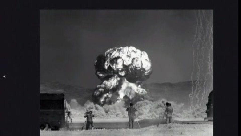 Ensayos nucleares nunca vistos