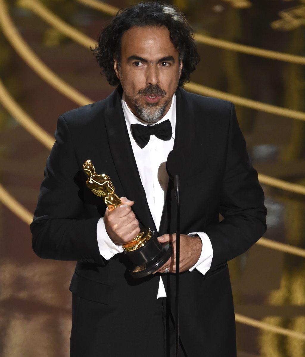 Iñárritu, premio al mejor director por 'El Renacido'